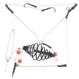 вязка кормушек для рыбалки