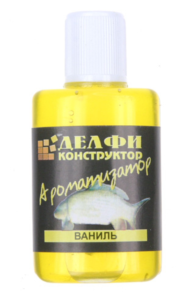 ароматизатор ваниль рыбалка